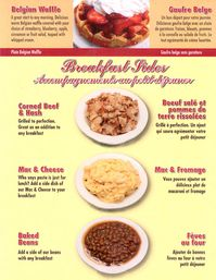 breakfast sides